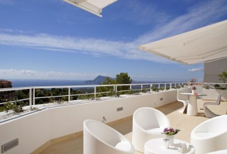 New Villa in modern style in Altea (Alicante)
