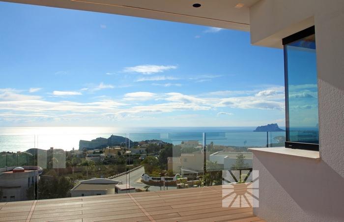 Nueva villa de lujo en Cumbre del Sol (Alicante)