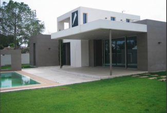 New Villa in the suburbs of Valencia (Eliana).