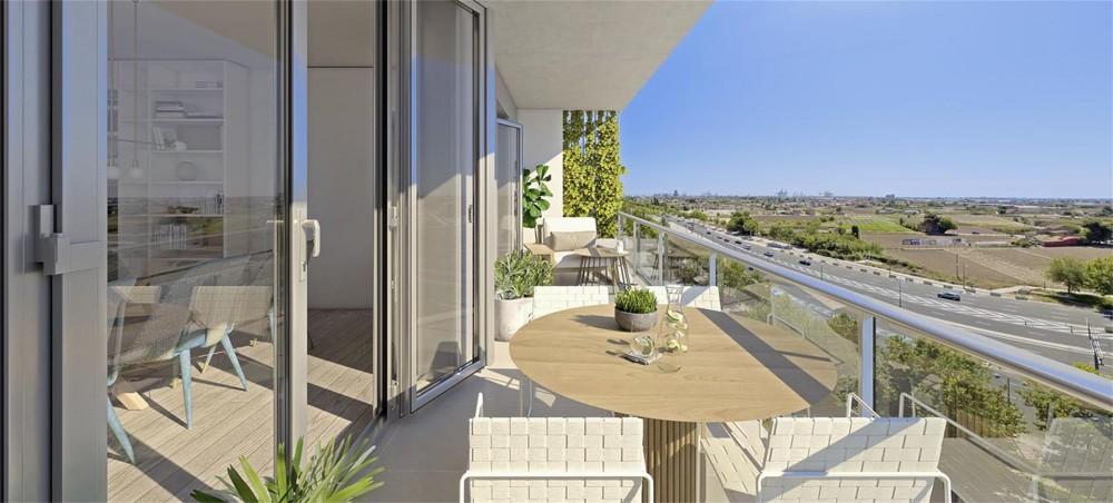 Nuevo y exclusivo complejo residencial en Valencia (Ciudad de las ciencias).