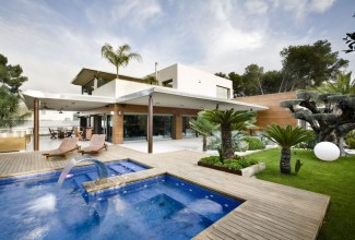 Luxury Villa in the suburbs of Valencia (Eliana)