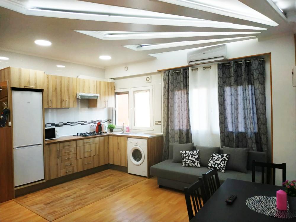Квартира недалеко от пляжа Валенсии (метро Maritim-Serreria).