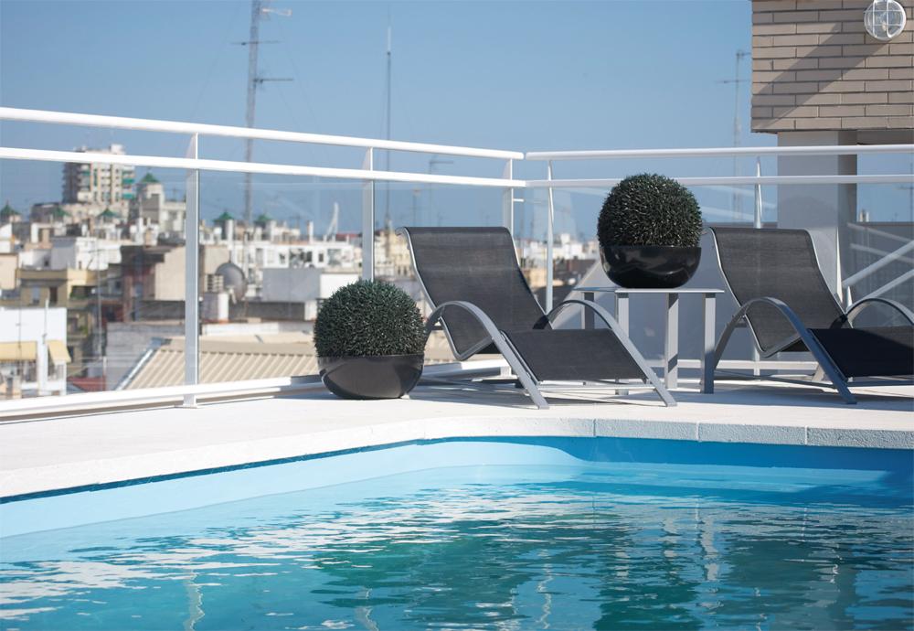 Exclusivo piso de dos dormitorios a 5 minutos del centro de Valencia.